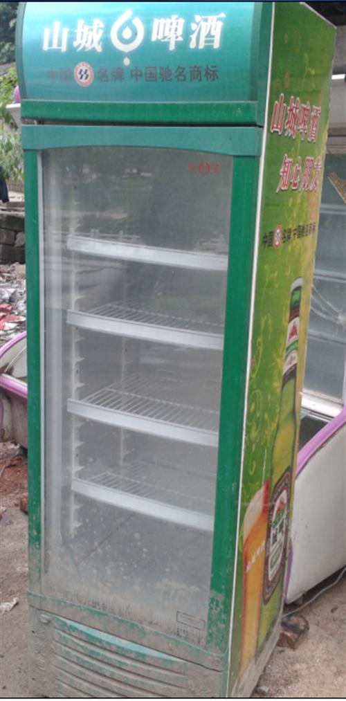 立式冷藏飲料柜