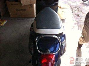 阜宁个人用500w电动摩托车转让