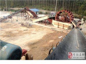海砂制砂项目,投资小、利润高、技术成熟。