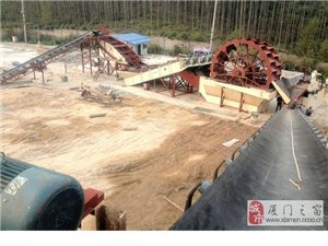 海砂制砂項目,投資小、利潤高、技術成熟。