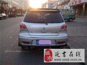 低价出售三菱欧蓝德06款4驱6.38万