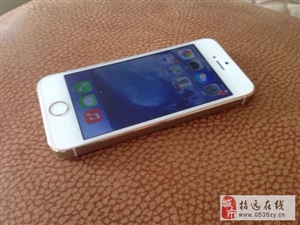 金色 苹果5S 国行 转让 - 3750元