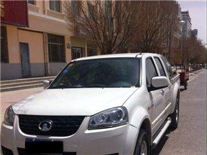 长城风骏5四驱2.4三菱发动机加长皮卡出售