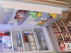 冰箱一台低价转让了