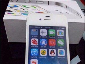 转让16G白色iPhone4s99层新