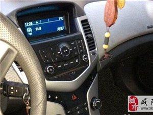 雪佛兰科鲁兹 2011款 1.6 手动SL天地版 红色