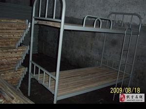 金桥二手铁架高低床出售