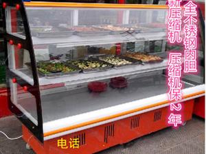 全新熟食展示柜出售