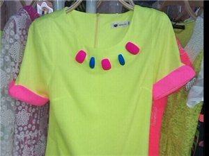 外貿的連衣裙性價比高歡迎新老客戶上門看貨