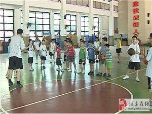 暑假籃球訓練營
