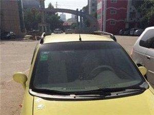 奇瑞QQ3 2007年上牌 黄色