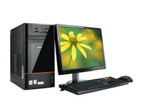 超低价出售一批九成新联想22寸电脑