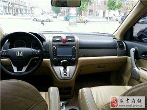 卖车 CRV 2.4四驱