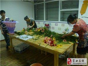 彭山專業培訓插花的學校