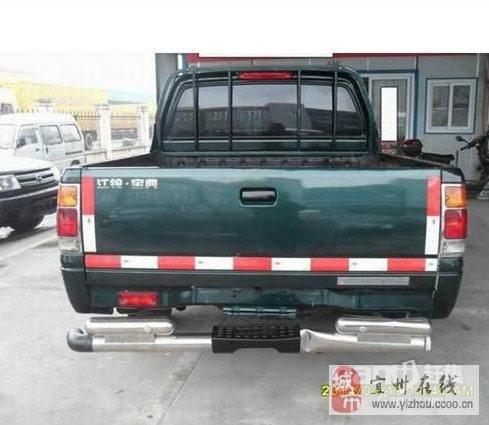 江铃宝典2009款2.8手动柴油四驱豪华型