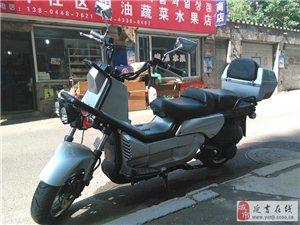 卖大金刚摩托车 接近全新,200KM也没跑