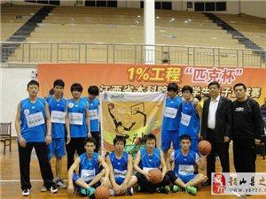 2014年铅山县青少年篮球训练营暑假班开营了!!!
