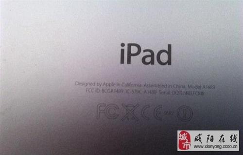 ipad mini2 wifi版低价出售-2200