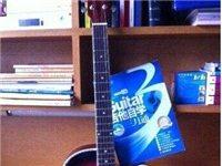 全新吉他一把,(送書和教學光盤)