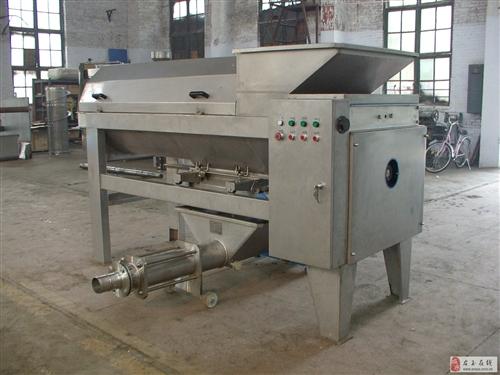 厂家出售沙棘摘果分选机实用沙棘摘果分选机