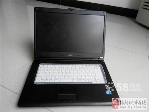 基本全新富士通16寸双核双显卡320G笔记本出售