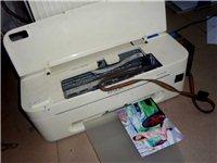 爱普生me35彩色打印机带连供低价甩了不缺色