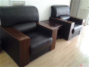 办公室高档沙发桌椅