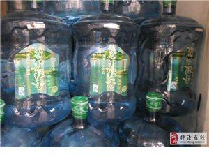现招梓潼县城桶装水总代理商