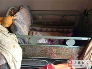 宝宝两用床