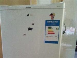 海尔冰箱 8成新 低价转让