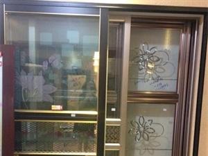 超低价处理室内钛镁合金隔断门推拉门平开门衣柜门