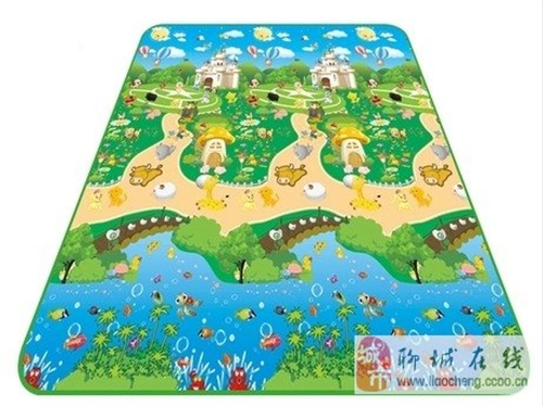 厂家直销儿童爬行垫游戏垫野餐垫