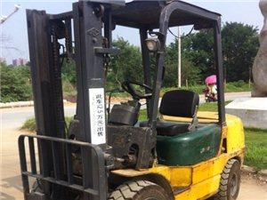 八成新3T杭州叉车出售