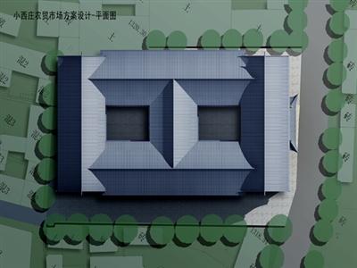 建水县小西庄农贸市场