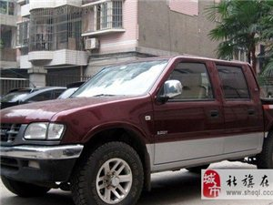 庆铃皮卡二手车售价1万18376753007