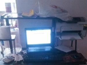 二手电脑桌,全新洗衣机 - 99元