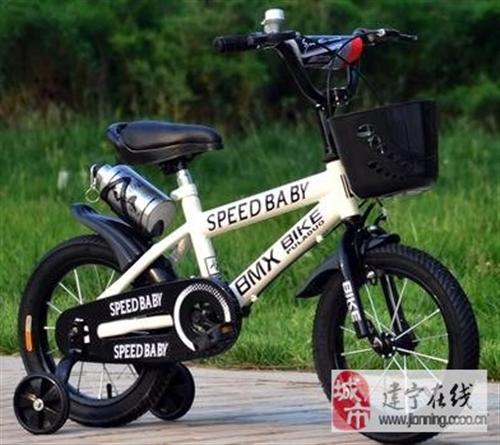 出售兒童自行車,等于全新