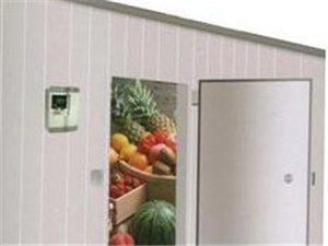 安装、维修各类冷库、冻库、保鲜库