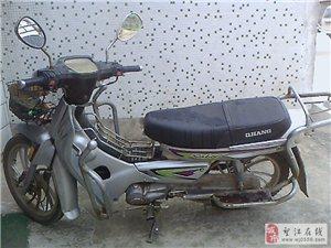 出售二手钱江摩托车一辆
