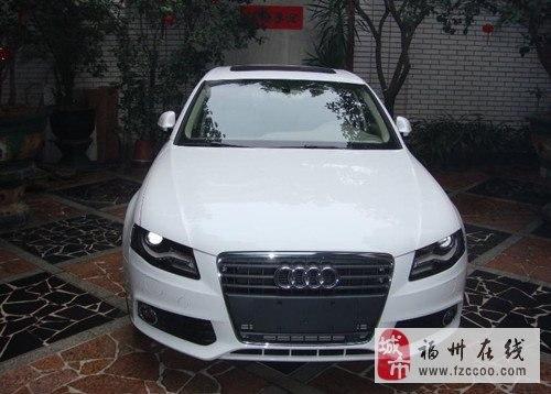 出售奧迪A4L售3萬二手車