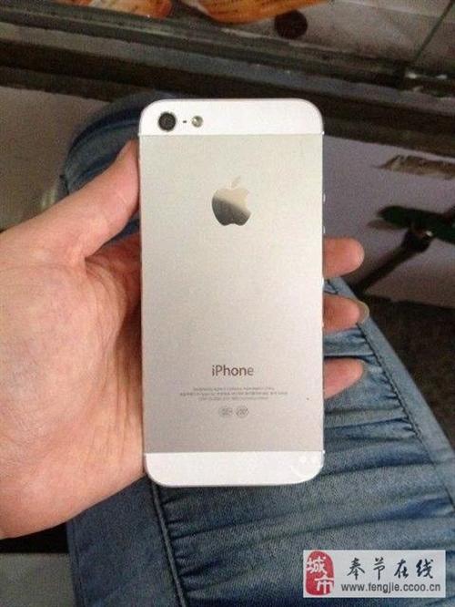 蘋果5代 白色 正品行貨