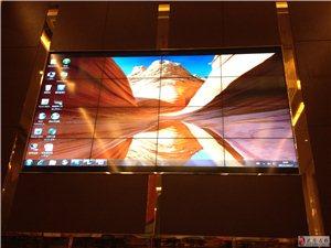 武隆液晶拼接屏武隆KTV酒吧大屏幕液晶拼接墙