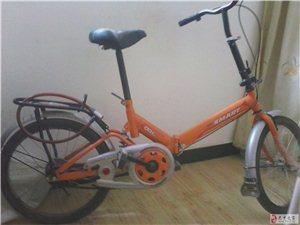Smart折叠自行车95成新便宜卖180元