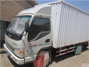 江淮箱货,4.2箱,加宽车体,气刹,4100发动机