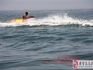 水上充气拖拉圈滑水圈水上运动冲浪用品滑水器厂