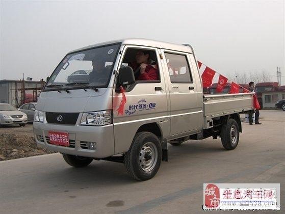 出售08年時代馭菱雙排小貨車,恒強二手車