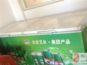 出售9成新大容量冰柜