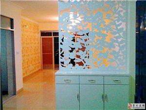 友谊茗城两房一厅94平精装房出租含家具空调