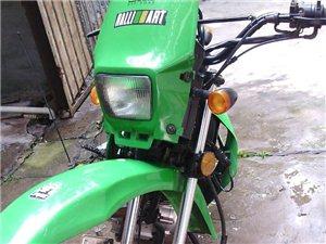 宗申125高瓦赛摩托便宜出售