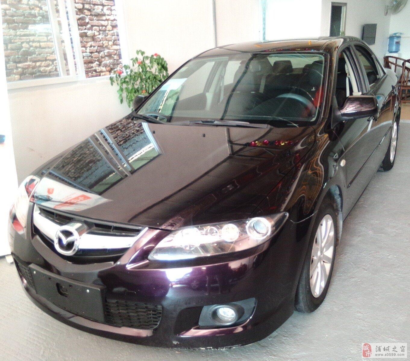 2011款马6出售